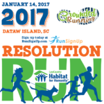 Resolution Run 5k beaufort SC