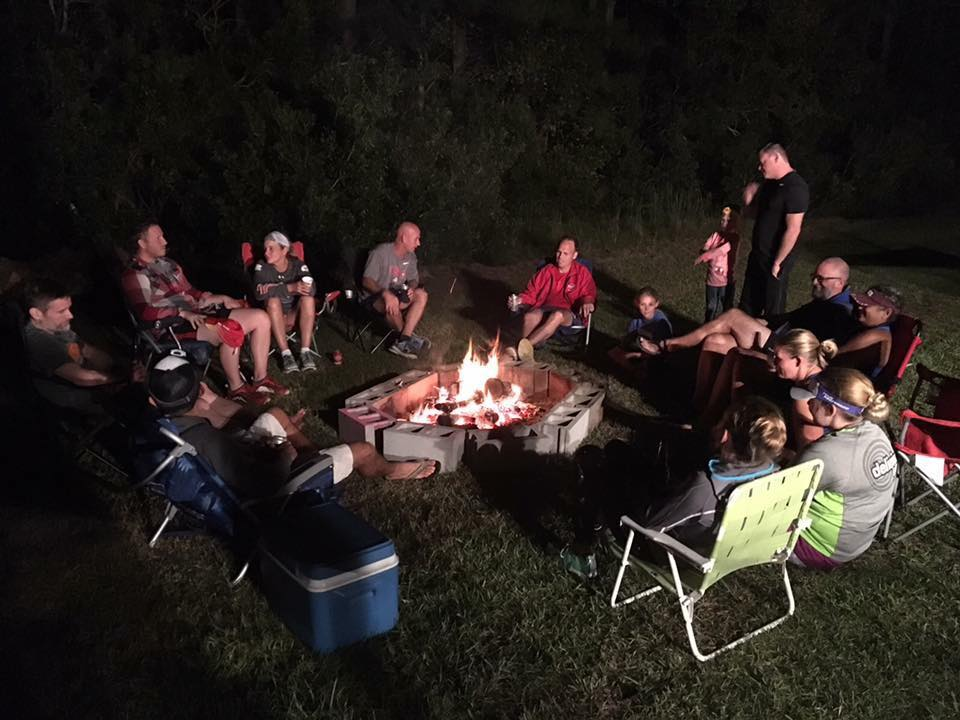 Homestead 10x5k Camping Grounded Running