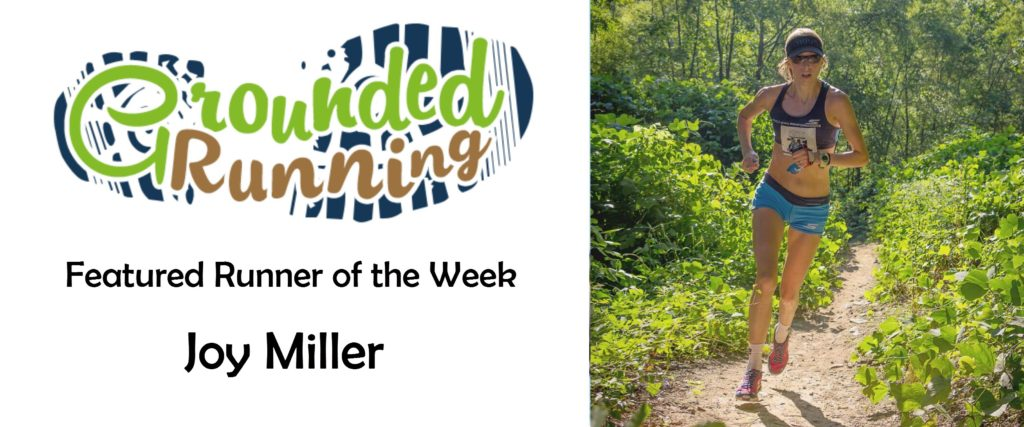Joy Miller Featured Runner of the Week