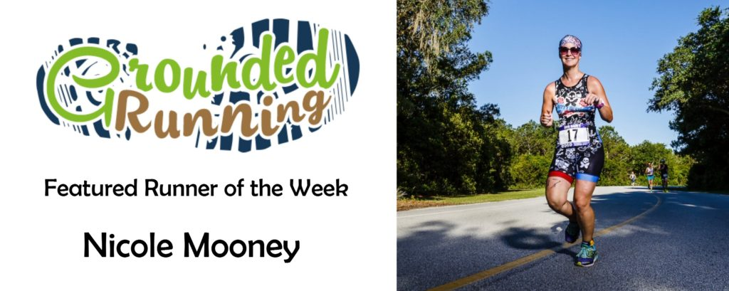 Nicole Mooney Grounded Running Featured runner of the weekd