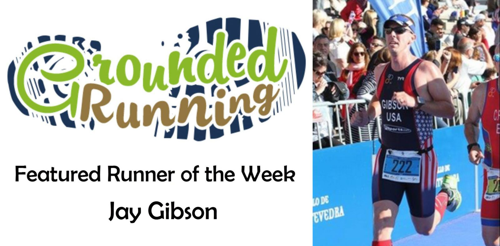 Jay Gibson - Featured Runner of the Week