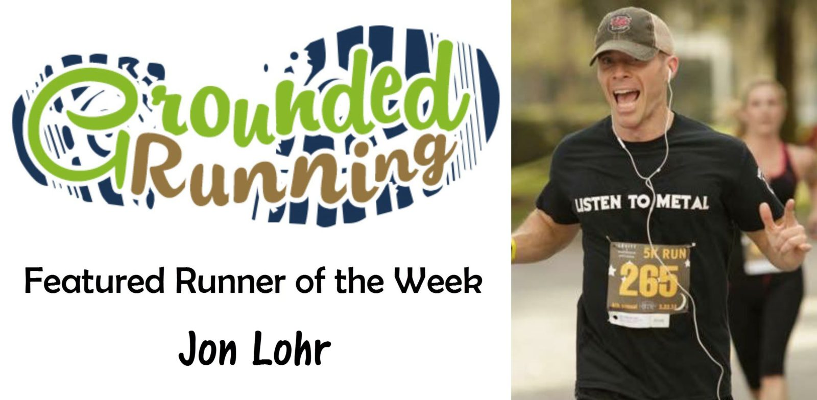 Jon Lohr - Featured Runner of the Week