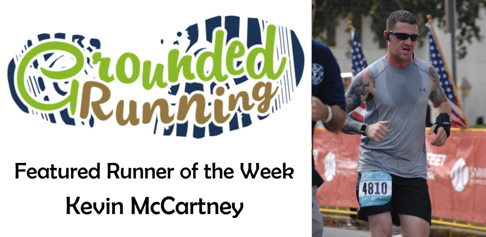 Kevin McCartney - Featured Runner of the Week