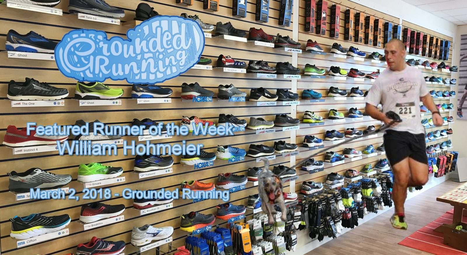 William Hohmeier - Featured Runner of the Week